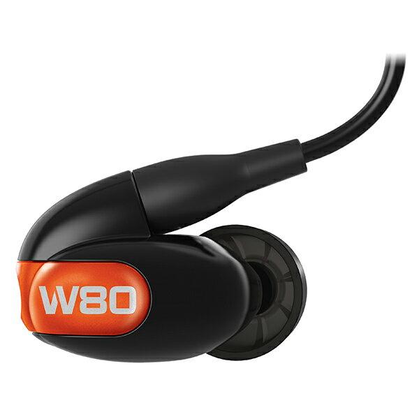 【新製品】 高音質 イヤホン イヤフォン WESTONE ウエストン W80 2019 Design 【送料無料】【2年保証】