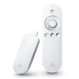 CCC Air Stick 4K エアースティック【Android TV搭載・テレビスティック】【送料無料】DAZNなどの視聴に! 【1年保証】