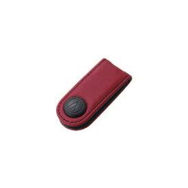 audio-technica オーディオテクニカ AT-CW5-RD(レッド)【コード巻き取りホルダー】イヤホンの巻き取りに便利!便利なクリップタイプ