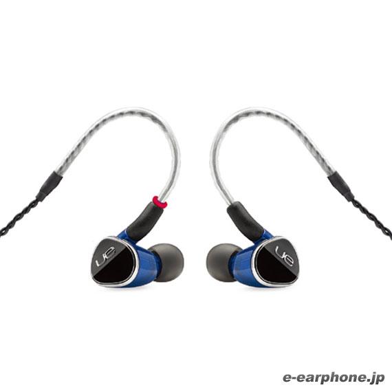 高音質 イヤホン Ultimate Ears(アルティメットイヤーズ) UE900s (Ultimate Ears 900s) 【送料無料】【国内正規品】iPhone対応 カナル型 イヤホン イヤフォン