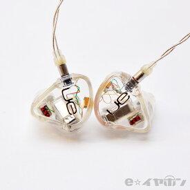 高音質イヤホン Ultimate Ears アルティメットイヤーズ UE5PRO To-Go (Universal Fit) 【送料無料(代引き不可)】プロ仕様イヤーモニタ−のユニバーサル カナル型 イヤフォン 【1年保証】