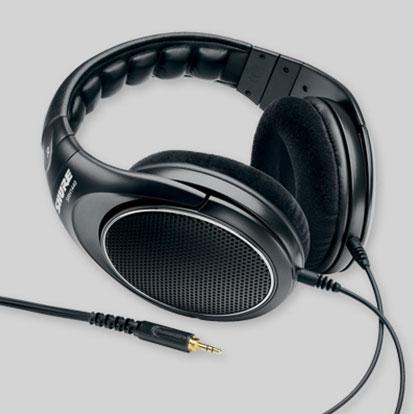 SHURE シュア SRH1440【送料無料】オープンエア型ヘッドホン ヘッドフォン