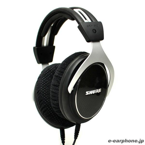【期間限定特価!】【送料無料】 SHURE シュア SRH1540 高音質ヘッドホン/モニターヘッドホン ヘッドフォン
