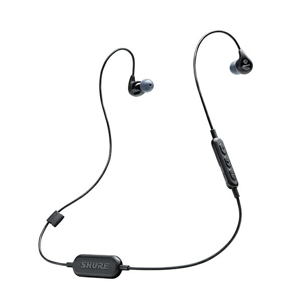 Bluetooth イヤホン SHURE シュア SE112 Wireless【SE112-K-BT1-A】【送料無料】