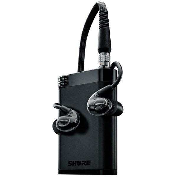 【新製品】 SHURE シュア KSE1200 【KSE1200SYS-A】 コンデンサー型高遮音性イヤホンシステム 【送料無料(代引き不可)】
