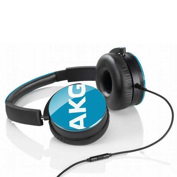 AKG(アカゲ) Y50TEL(ティール) おしゃれなヘッドホン(ヘッドフォン)