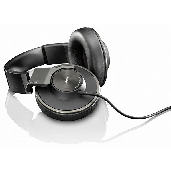 AKG(アーカーゲー) K550MKII ブラック【K550MKIIBLK】高音質ヘッドホン(ヘッドフォン)【送料無料】
