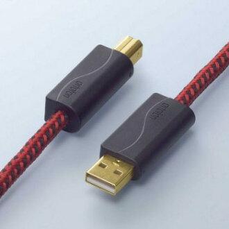 ortofon(Orth电话)DGI-K2 Silver A-B(1.0m)A-B型USB电缆
