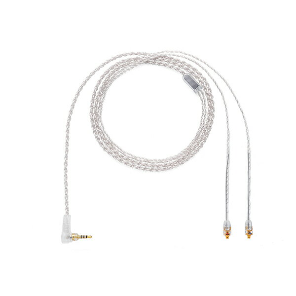 ALO audio(エーエルオー・オーディオ) Litz Wire Earphone Cable-MMCX-2.5mm 【ALO-4839】【送料無料】