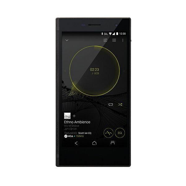 ONKYO(オンキヨー) GRANBEAT グランビート DP-CMX1(B) ハイレゾ対応 SIMフリー LTE対応 デュアルSIM対応 Androidスマートフォン【送料無料】