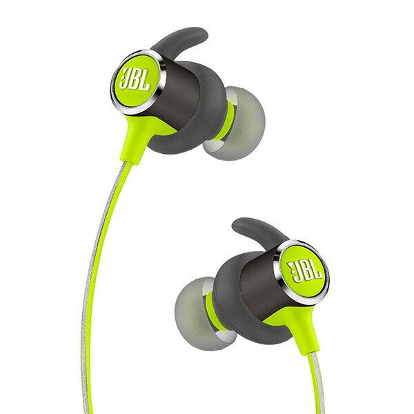 【新製品】【Bluetooth ブルートゥース イヤホン】JBL(ジェイビーエル) REFLECT MINI 2 グリーン 【JBLREFMINI2GRN】 ワイヤレス スポーツ向け イヤフォン