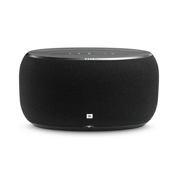 Bluetooth ワイヤレス スマートスピーカー JBL LINK500 ブラック Googleアシスト搭載 AIスピーカー 【JBLLINK500BLKJN】 【送料無料】