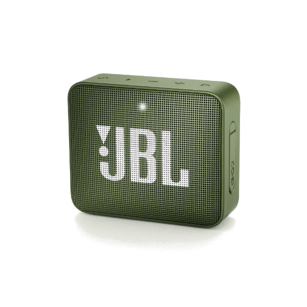 防水 ワイヤレス スピーカー Bluetooth スピーカー JBL GO2 グリーン 【JBLGO2GRN】 【1年保証】 【送料無料】