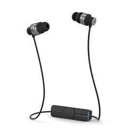 iFrogz(アイフロッグズ) impulse wireless ブラック/シルバー 【MOP-EP-000003】 防滴 Bluetooth ワイヤレス イヤホン イヤフォン 【1年保証】 【送料無料】