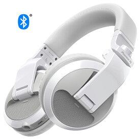 Pioneer パイオニア HDJ-X5BT-W【送料無料】DJヘッドホン ヘッドフォン 【1年保証】