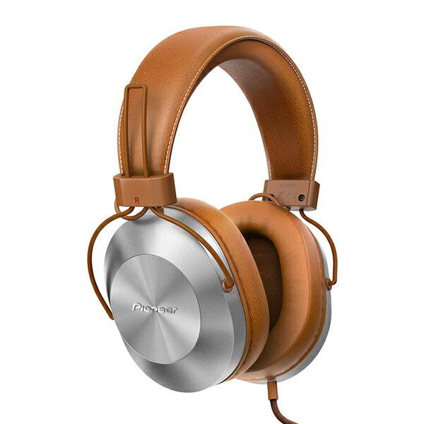 Pioneer(パイオニア) SE-MS5T-T ブラウン スマートフォン対応リモコン付ハイレゾヘッドホン(ヘッドフォン)