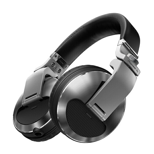 Pioneer(パイオニア) HDJ-X10-S【送料無料】DJヘッドホン(ヘッドフォン)