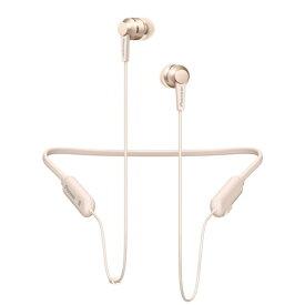 高音質 Bluetooth ワイヤレス イヤホン Pioneer パイオニア SE-C7BT ゴールド 【1年保証】 【送料無料】