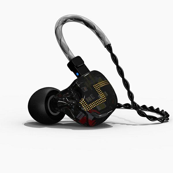 【お取り寄せ】 Earsonics(イヤーソニックス) ES5 JP ケーブル着脱可能な高音質 カナル型 イヤホン イヤフォン【送料無料】
