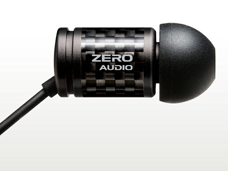 ZERO AUDIO(ゼロオーディオ) CARBO BASSO(ZH-DX210-CB) 高音質 イヤホン イヤフォン