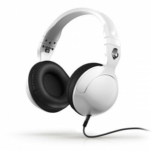 【ポイント10倍】 Skullcandy スカルキャンディー HESH 2.0(White) おしゃれなヘッドホン ヘッドフォン