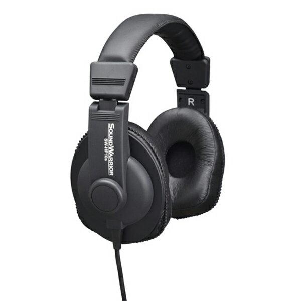 【送料無料】 SOUND WARRIOR(サウンドウォーリアー) SW-HP10s 高音質 ヘッドホン / モニターヘッドホン / 密閉型ヘッドホン ヘッドフォン