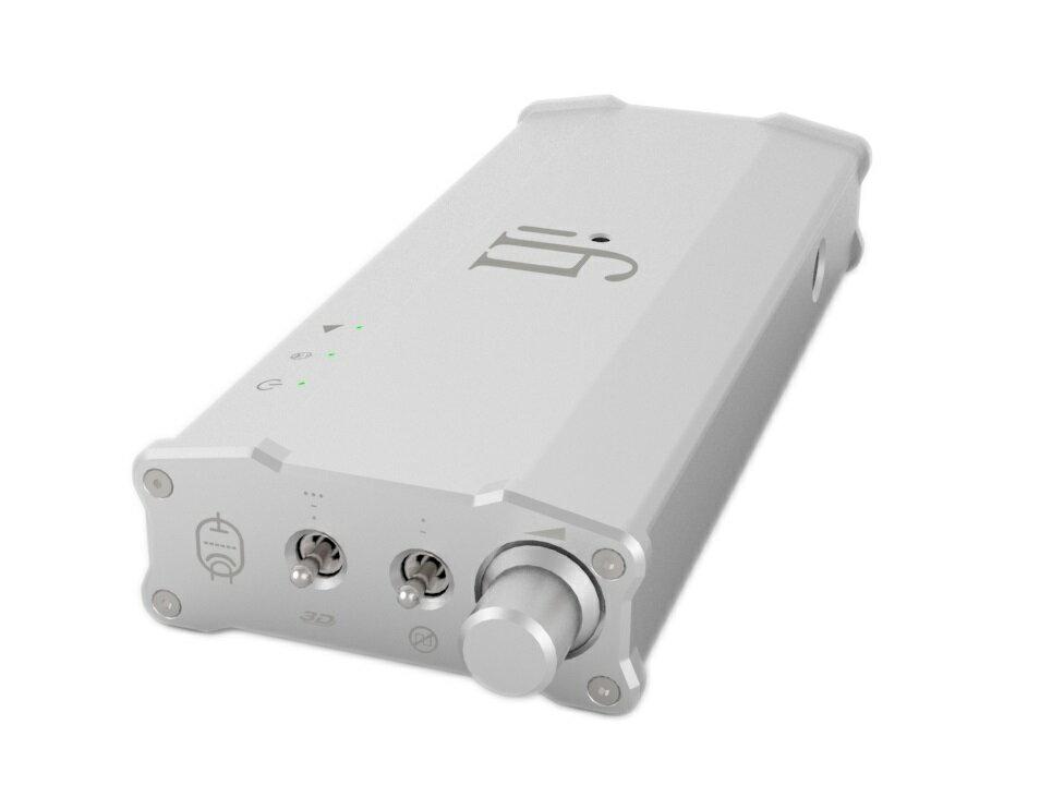 iFI-Audio アイファイオーディオ iFi Micro iTube 真空管プリアンプ兼バッファーアンプ【送料無料】