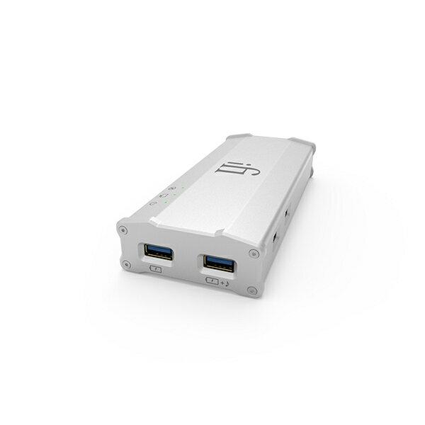 iFI-Audio(アイファイオーディオ) micro iUSB 3.0【送料無料】PCオーディオ USBパワーサプライ