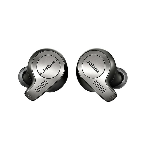 【ポイント2倍】 Bluetooth イヤホン 完全ワイヤレス Jabra ジャブラ Jabra Elite 65t Titanium Black 【100-99000000-40-R】 【送料無料】 bluetooth フルワイヤレス 左右分離型 両耳 完全ワイヤレスイヤホン 【2年保証】