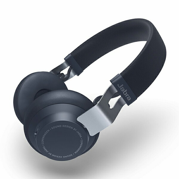 【新製品】 Jabra ジャブラ Move Style Edition APAC pack Navy【100-96300005-40】 ワイヤレス ヘッドホン Bluetooth ヘッドホフォン