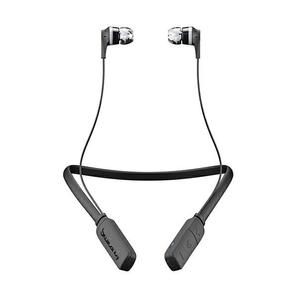 【ポイント10倍】 Skullcandy スカルキャンディー INK'D WIRELESS BLACK(ブラック) 【S2IKW-J509】Bluetooth ブルートゥース 重低音 おしゃれ ワイヤレス イヤホン イヤフォン