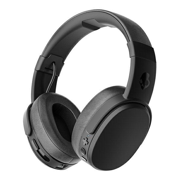 【ポイント10倍】 Bluetooth ブルートゥース ワイヤレス ヘッドホン Skullcandy スカルキャンディー Crusher Wireless Black 【S6CRW-K591】 【送料無料】 スカルキャンディー ヘッドホン【あす楽対応】 【店頭受取対応商品】