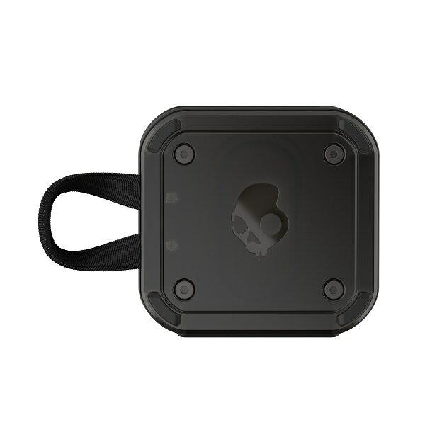 防水 ブルートゥース ワイヤレス スピーカー Skullcandy スカルキャンディー BARRICADE MINI ブラック 【S7PBW-J582】
