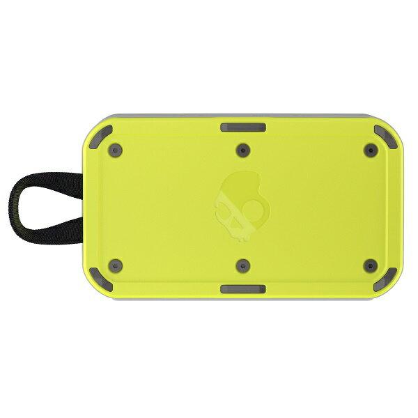 防水 ブルートゥース ワイヤレス スピーカー Skullcandy スカルキャンディー BARRICADE XL グレイホットライム 【S7PDW-J583-I】【送料無料】