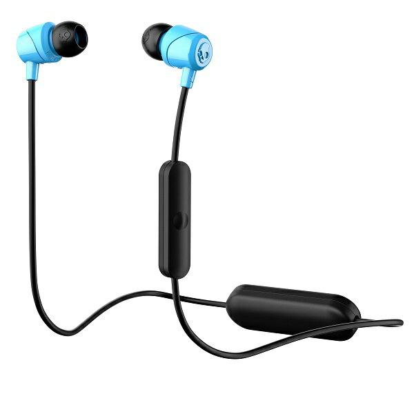 【ポイント10倍】 Bluetooth ブルートゥース ワイヤレス イヤホン Skullcandy スカルキャンディー JIB WIRELESS ブルー 【S2DUW-K012】 【1年保証】