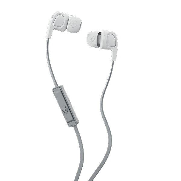 【ご予約受付中】 イヤホン iPhone Skullcandy(スカルキャンディー) Smokin Buds 2 Street/Gray/Dark Gray Mic1 【S2PGY-K611】 イヤホン イヤフォン【送料無料】【6月29日発売予定】