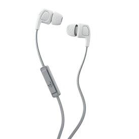 イヤホン iPhone Skullcandy(スカルキャンディー) Smokin Buds 2 Street/Gray/Dark Gray Mic1 【S2PGY-K611】 イヤホン イヤフォン【送料無料】 【1年保証】