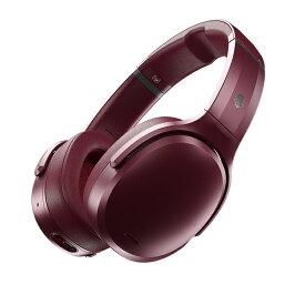 Bluetooth ワイヤレス ヘッドホン Skullcandy スカルキャンディー CRUSHER ANC MOAB/RED/BLACK 【S6CPW-M685】 【送料無料】 重低音 無線 高音質 ノイズキャンセリング ヘッドホン ギフト プレゼント 【2年保証】