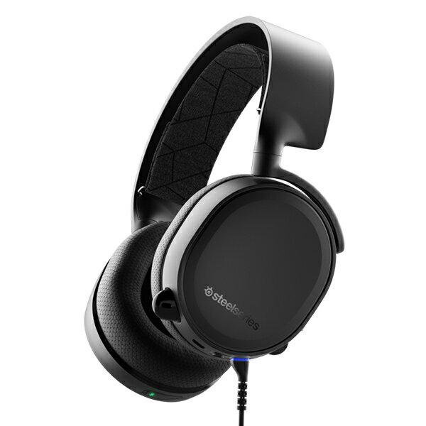 ゲーミングヘッドセット SteelSeries スティールシリーズ Arctis 3 Bluetooth (2019 Edition) 【送料無料】 PC PS4 Xbox One Switch iPhone スマートフォン対応 無線ゲーミングヘッドセット 【1年保証】 ギフト オンライン ボイスチャット Apex フォートナイト 荒野行動