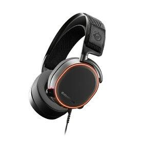 ゲーミングヘッドセット SteelSeries スティールシリーズ Arctis Pro【送料無料】 ハイレゾ対応 高音質 ヘッドフォン PC/PS4対応ワイヤレスヘッドセット 【1年保証】