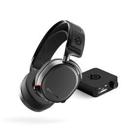 ゲーミングヘッドセット SteelSeries スティールシリーズ Arctis Pro Wireless【送料無料】 ハイレゾ対応 高音質 ワイヤレス ヘッドフォン PC/PS4対応 ワイヤレスヘッドセット 【1年保証】