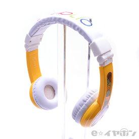 【在庫限り】 子供用 ヘッドホン ONANOFF オナノフ BuddyPhones バディホン Explore Foldable Yellow イエロー 折りたたみ可能タイプ かわいい ヘッドフォン ギフト プレゼント 【1年保証】【送料無料】
