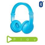 【ご予約受付中】onanoff(オナノフ)BuddyPhonesPlayBlueかわいい子供用ワイヤレスヘッドホンヘッドフォン【送料無料】【4月28日発売予定】