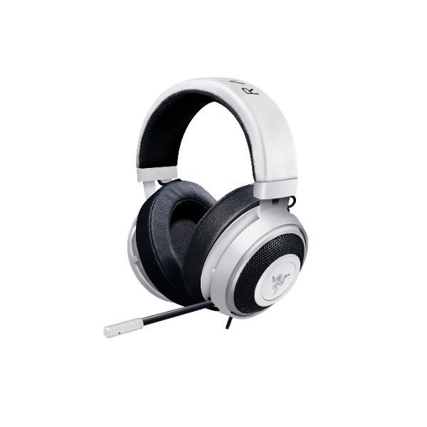 ゲーミングヘッドセット Razer(レイザー) Razer Kraken Pro V2 White Oval(RZ04-02050500-R3M1) PC/PS4/Xbox One対応