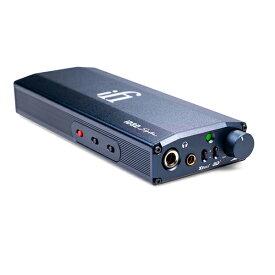 iFi-Audio micro iDSD Signature アンプ DAC バランス接続対応 ハイレゾ対応 【送料無料】