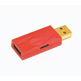 iFi-Audio iDefender+ 【AA】 USB-A端子オス USB-A端子メス DAC搭載【送料無料】