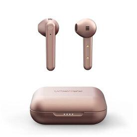 Urbanista STOCKHOLM PLUS Rose Gold-Pink アーバニスタ Bluetooth ワイヤレス イヤホン フルワイヤレス 完全ワイヤレスイヤホン 防水 IPX4 マイク付き 【送料無料】