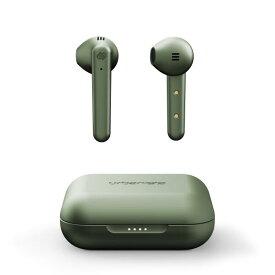 Urbanista STOCKHOLM PLUS Olive Green アーバニスタ Bluetooth ワイヤレス イヤホン フルワイヤレス 完全ワイヤレスイヤホン 防水 IPX4 マイク付き 【送料無料】
