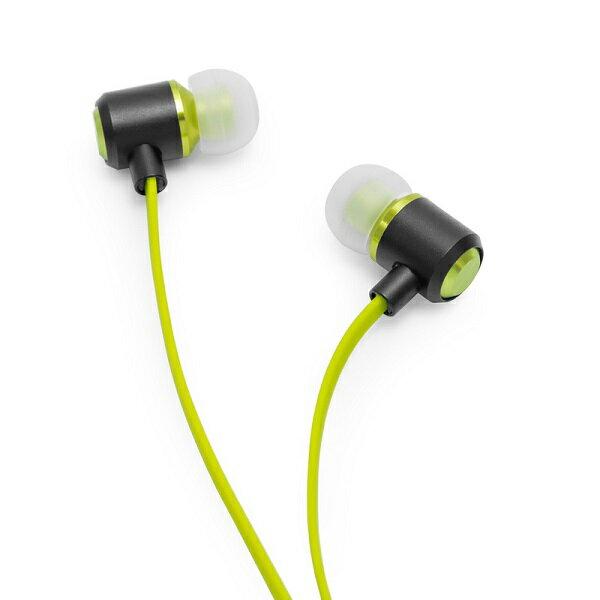 リンクス IC-Earphone グリーン Lightningコネクタ採用イヤホン iPhone/iPod専用【ICEP-LT-04 GR】