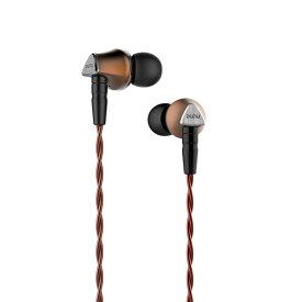 DUNU-TOPSOUND ドゥーヌトップサウンド TITAN 6 ブラウン 高音質 イヤホン イヤフォン 【1年保証】【送料無料】